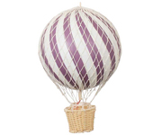 Móvil Air Balloon Plum 20 cm