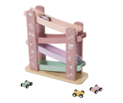 Pista Wooden Race Lovely Pink
