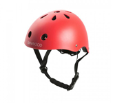 Casco Banwood Rojo