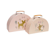 Set de 2 Maletas Deer