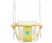 Altalena Baby Swing Green Leaf