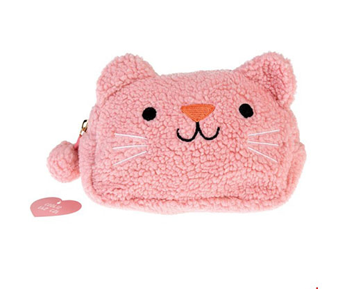 Cookie The Cat Make Up Bag.