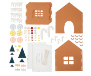 Kit Montaje Casa Gingerbread