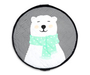Sacco Play & Go SOFT Polar Bear