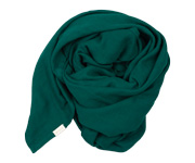 Mussolina Swaddle Evergreen