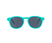 Gafas de Sol Flexibles Keyhole Totally Turquesa (0-24m)