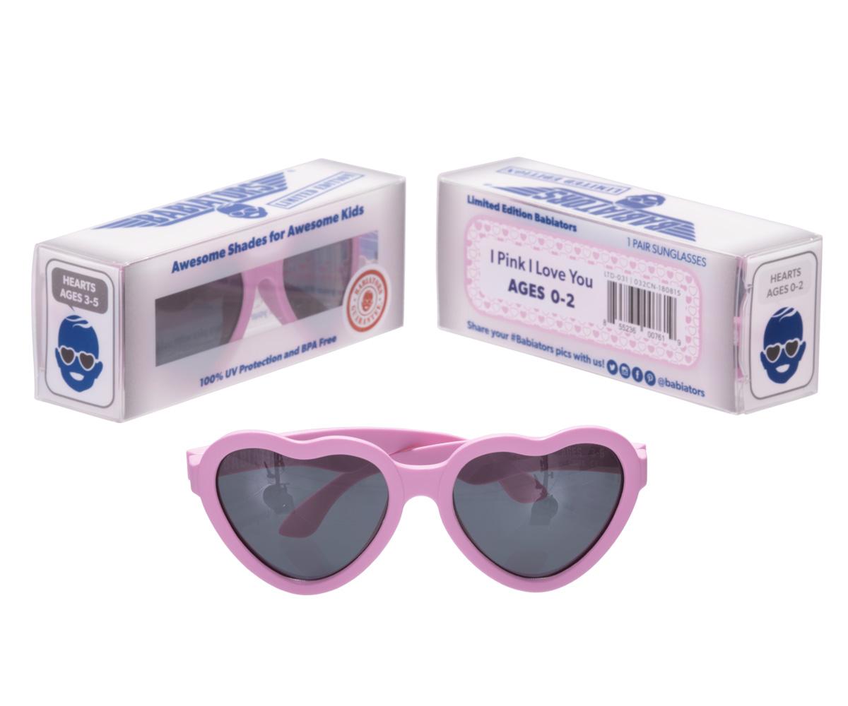 656456fd18 Gafas Hearts I Pink I Love You Classic 3-5 - Tutete