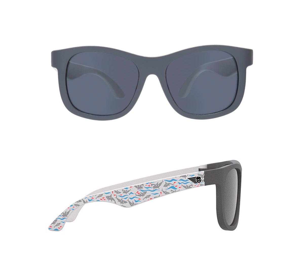 9909fd7c36 Gafas de Sol Flexibles Navigators Print Shark (0-24m)