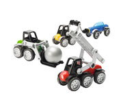 Costruzioni Power Vehicles Mix