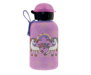 Botella Térmica con Funda Unicornio 350ml