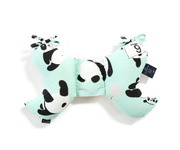 Almohada Angel's Wings I Love Panda Menta