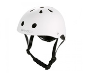Casco Banwood Blanco
