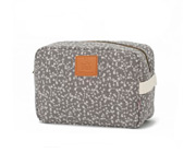 Neceser Liberty Flowers Grigio Scuro