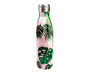 Botella Acero Inoxidable Tropical Palm 500ml