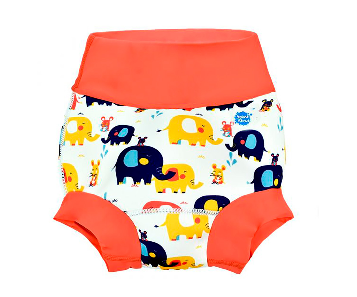 Elephants Bañador Pañal Happy Little Nappy EHD9I2