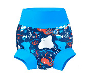 Costume Contenitivo Happy Nappy Under the Sea
