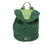 Mini Mochila Trixie Mr. Cocodrile Personalizable