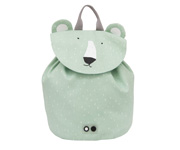 Mini Mochila Trixie Mr. Polar Bear Personalizable