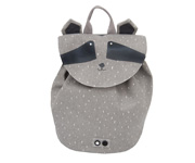 Mini Mochila Trixie Mr. Raccoon Personalizable