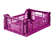 Caja lillemor Plegable Mediana Purple