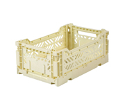 Caja Lillemor Plegable Mini Cream