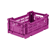 Caja Lillemor Plegable Mini Purple