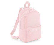 Mochila Mini Fashion Rosa Personalizable