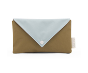 Estuche Envelope Gold Green Personalizable