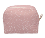 Beauty Grande Mini Dot Rosa Personalizzabile