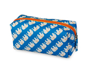 Estuche Engel Elephant Blue Personalizable