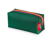 Estuche Engel Zipper Green Personalizable