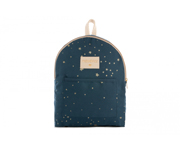 Mochila Infantil Mini Too Cool Gold Stella/Night Blue