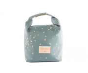 Bolsa Merienda Eco Too Cool Gold Confetti/Magic Green