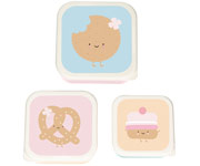 Set 3 Snack Box Cookie