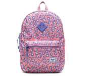 Mochila Herschel Heritage Youth Pop Leopard Personalizable