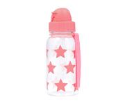 Botella escolar estrellas