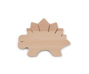 Lámpara de Pared Madera Natural Dino