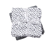 Pack 2 Gasitas Happy Dots Gris