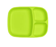 Plato Grandes Compartimentos Replay Lime Green