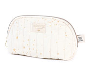 Neceser Holiday Gold Stella/Natural Personalizable