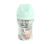 Twistshake Biberon Anticolica Acciaio Inox Pineapple 260ml