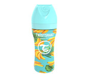 Twistshake Biberon Anticolica Acciaio Inox Banana 330ml