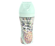 Twistshake Biberon Anticolica Acciaio Inox Pineapple 330ml