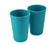 Pack 2 Vasos Replay Teal