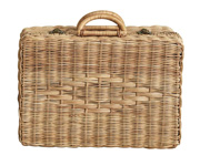 Valigetta Rattan Toaty Trunk Natural