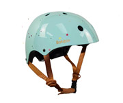 Casco Starling Green Multi Stars S/M
