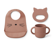 Pack Regalo Silicona Carol Cat Dark Rose