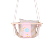 Altalena Baby Swing Natural Sweet Dots