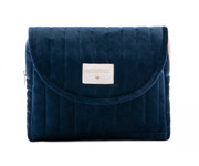 Neceser Maternidad Terciopelo Savanna Night Blue