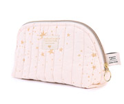 Neceser Holiday Gold Stella/Dream Pink Personalizable